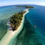 Sensasi Dua Pasir di Pulau Dodola