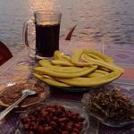 Kuliner Nikmat di Pantai 'Losarinya' Ternate