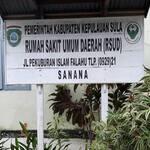 Kepulauan Sula Kekurangan Tenaga Medis