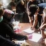 Razia Narkoba di Inul Vizta Ternate Bikin Panik Mama-Mama