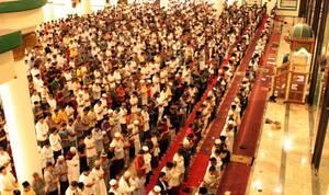 Wilayah Ternate yang Dianjurkan Salat Idul Adha Berjemaah di Masjid