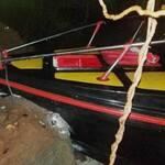 Speedboat Satria Tabrak Tanjung Mafututu Tidore
