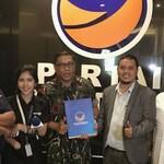 NasDem Dukung Murad Ismail di Pilgub Maluku