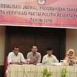 2 Skenario KPU Ternate Hadapi KTA Bermasalah di Pemilu 2019