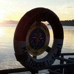 2 Kapal Perang Siaga di Laut Widi Halmahera