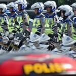 Operasi Zebra Kieraha Jaring 1.200 Kendaraan di Ternate