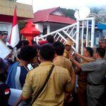 Mahasiswa Nuku Nyaris Ricuh dengan Wakil Wali Kota Tidore