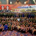 314 Personel Polres Ternate Siap Digeser Amankan Pilgub Malut 27 Juni
