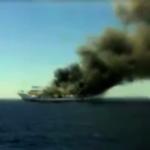 KM Fungka Tujuan Taliabu Terbakar di Tengah Laut