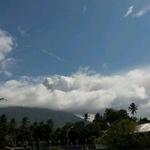 Gamalama Keluarkan Asap Kawah Setinggi 300 Meter