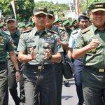 Pangdam Pattimura Ingatkan Prajurit Pegang Teguh Komitmen Netralitas TNI