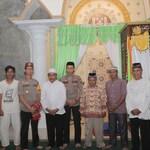 Kapolres Ternate Ajak Masyarakat Jaga Kamtibmas