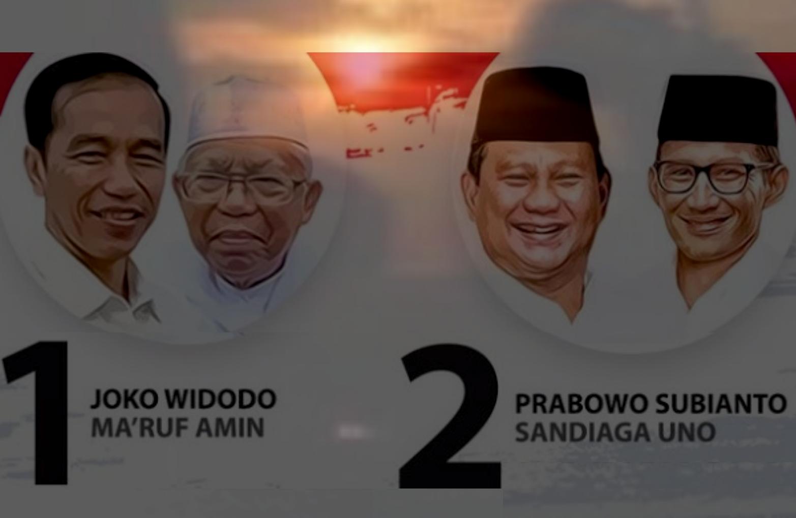 Prabowo Menang di Maluku Utara