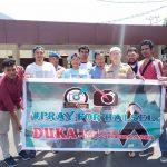 Galang Dana untuk Korban Gempa di Halmahera