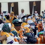 450 Calon Haji asal Maluku Utara Terbang ke Madinah