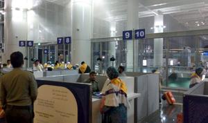1.299 Calon Haji asal Maluku Utara Tiba Madinah