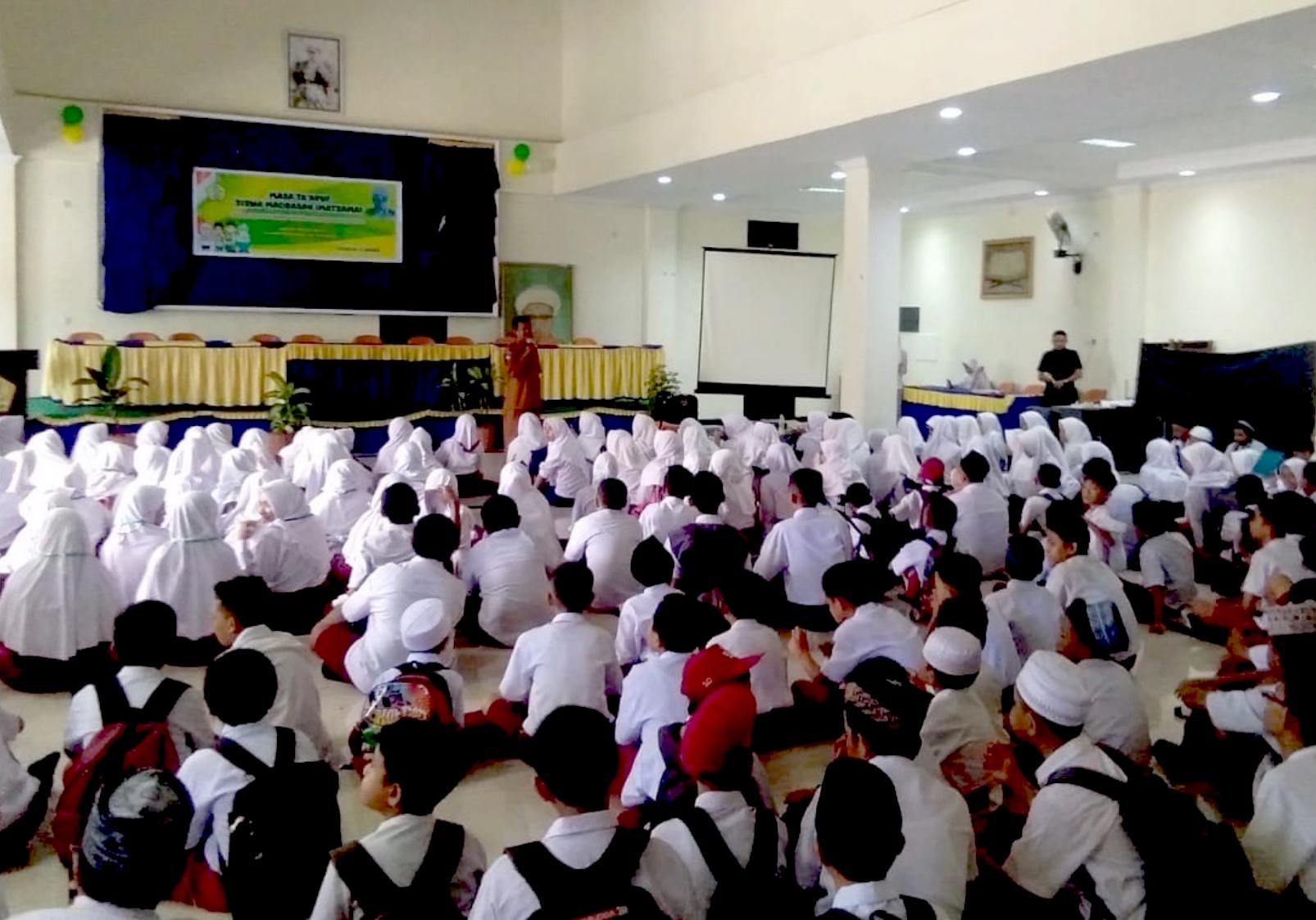 Pondok Pesantren Alkhairat Ternate Gelar Masa Taaruf untuk Siswa Baru