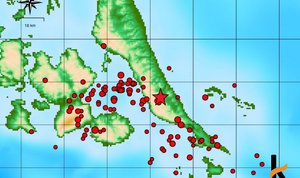 Sudah 103 Kali Gempa Susulan Terjadi Pascagempa 7,2 di Halmahera