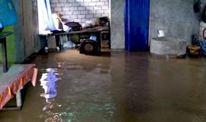 2 Desa di Morotai Jaya Terendam Banjir