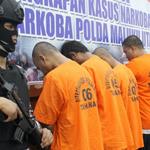Polisi Bekuk PNS Pemprov Malut Pengguna Narkoba