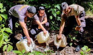 Cegah Gangguan Kamtibmas Jelang Pilkada 2020 di Malut