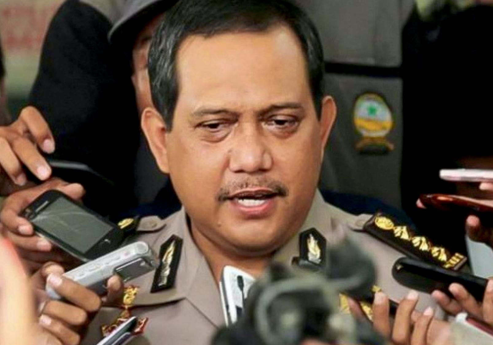 Kapolda dan Tiga Pejabat Polri di Maluku UtaraBerganti