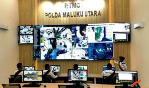 Begini Sanksi Pelanggar Lalulintas yang Terekam CCTV di Ternate