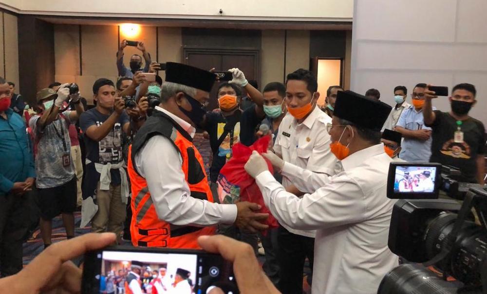 Wali Kota Tidore Maluku Utara Terkonfirmasi Positif Covid