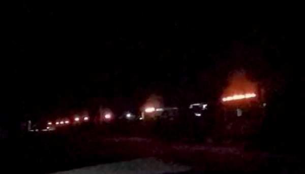 1.000 Sumbu di Morotai Menyambut Malam Lailatul Qadar