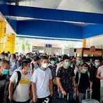 WNA Asal China yang Diisolasi Karena Reaktif Rapid Test di Ternate Terkonfirmasi Negatif