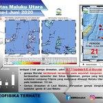 Bertambah Jumlah Kerusakan Bangunan di Morotai Jadi 406 Unit