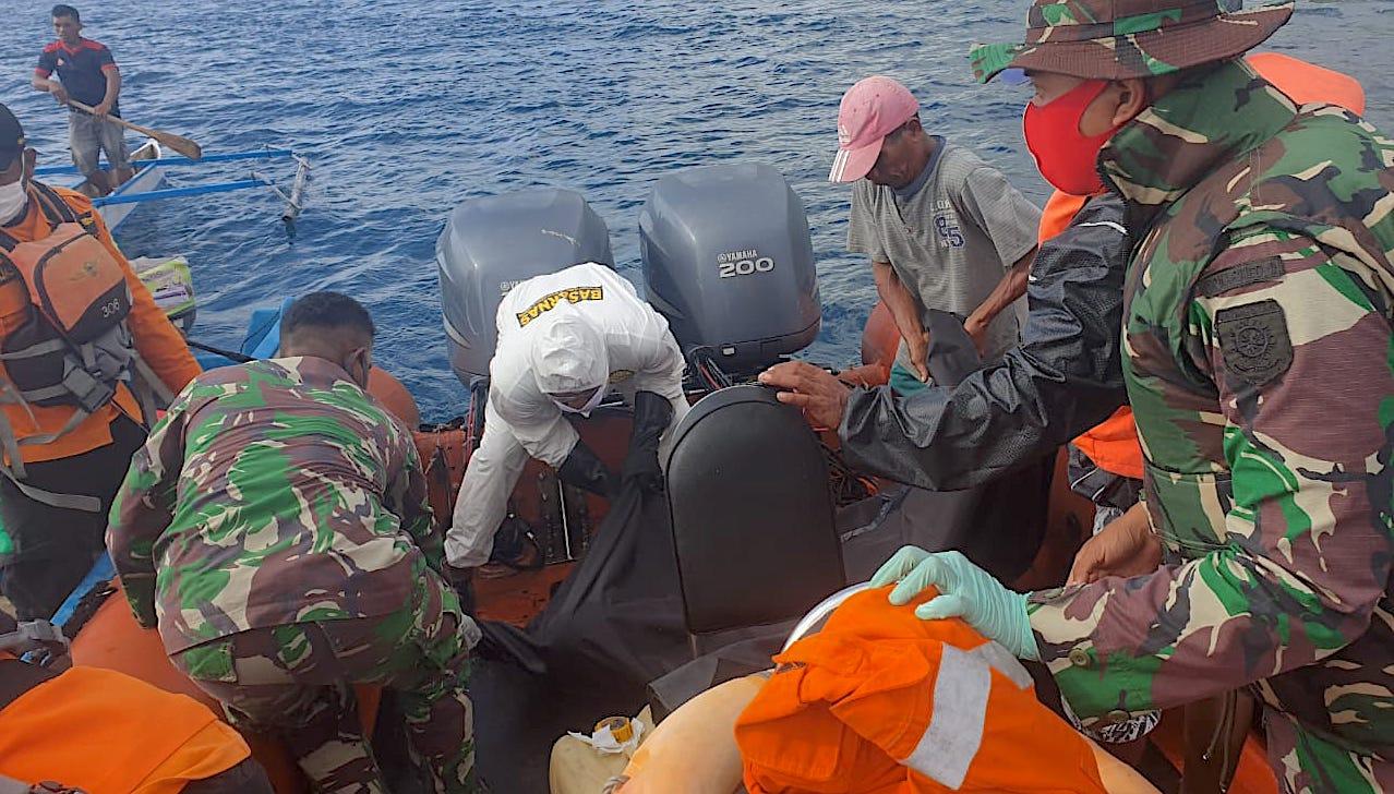 Nelayan Hilang di Perairan Ibu Halmahera Ditemukan Tak Bernyawa