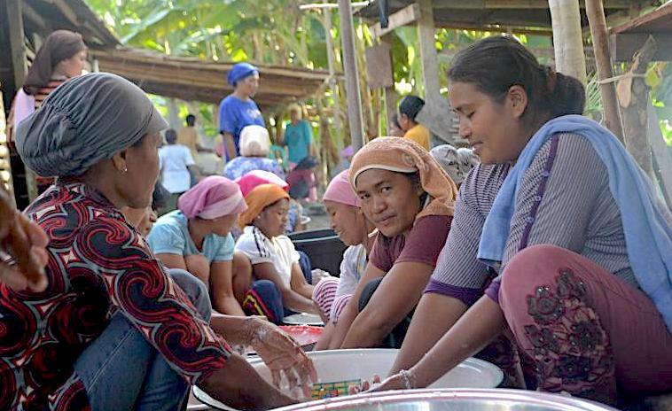 Tolong Menolong 'Refleksi Babari Covid-19' di Maluku Utara
