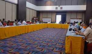 Kadinkes Maluku Utara Pertanyakan Zona Hijau Corona Taliabu
