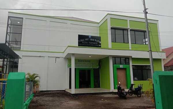DPRD Temukan Sejumlah Kekurangan di Rumah Sakit Kota Ternate