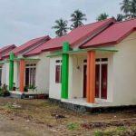 27 Nelayan di Daruba Morotai Dapat Bantuan Rumah Layak dan Aman