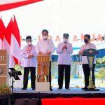 Harapan Presiden Setelah Meresmikan Bandara Kuabang di Halmahera Utara
