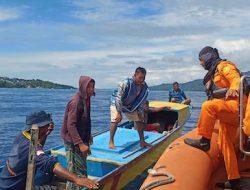 Nelayan asal Mare yang Hilang Saat Melaut Ditemukan Selamat
