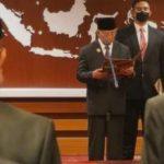 5 Pejabat Baru Pemprov Maluku Utara yang Dilantik di Penghujung Ramadan