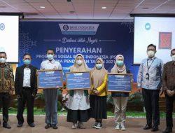 170 Mahasiswa dan Siswa SMK Dapat Bantuan Beasiswa dari BI Maluku Utara