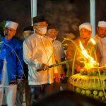 Suasana Menyambut Malam Lailatul Qadar di Ternate Maluku Utara