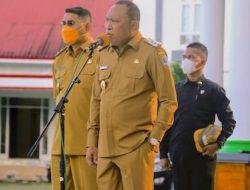 Seluruh SKPD di Halmahera Selatan Diminta Tingkatkan Kualitas Pelayanan