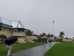 Waspada Hujan Sedang dan Lebat Melanda Maluku Utara 3 Hari Kedepan