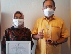Pemkot Ternate Raih Penghargaan Peringkat Pertama BKN Award 2021