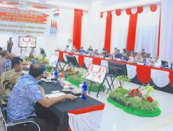 Sambut Kunjungan DPR, Kapolda Paparkan Penanganan Kasus di Malut