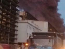 Kelebihan Batubara Diduga Penyebab Pabrik Smelter di Halmahera Meledak