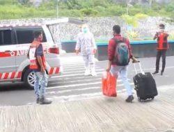 Pria Bercadar yang Terbang dari Jakarta ke Ternate Pakai PCR Istri Diproses Hukum