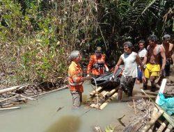 Orang Hilang di Sungai Tolabit Halmahera Ditemukan Meninggal