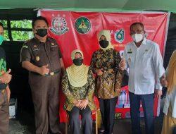 Wali Kota Ternate Apresiasi Kejati Maluku Utara Gelar Vaksinasi Massal